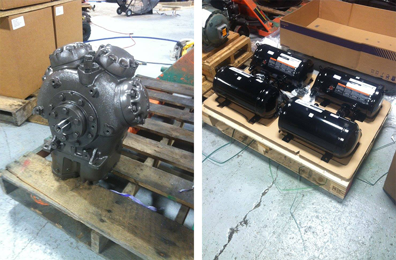 local HVAC Compressor Remanufacturing